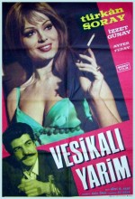 Vesikalı Yarim (1968) afişi