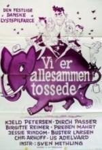 Vi Er Allesammen Tossede (1959) afişi