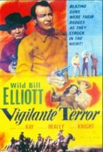 Vigilante Terror (1953) afişi