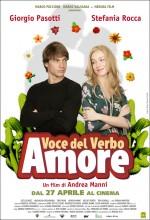 Voce Del Verbo Amore (2007) afişi