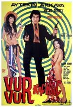 Vur  Vur Kaç Kaç (1972) afişi