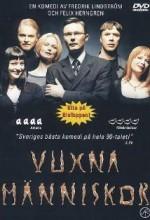 Vuxna Människor (1999) afişi