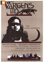 Vargens tid (1988) afişi