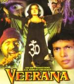 Veerana (1988) afişi