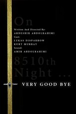 Very Good Bye (2012) afişi