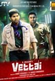 Vettai (2012) afişi