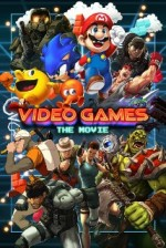 Video Games: The Movie (2014) afişi