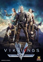 Vikings Sezon 3 (2015) afişi