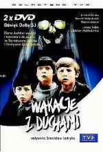 Wakacje Z Duchami (1970) afişi