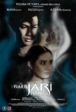 Waris Jari Hantu (2007) afişi