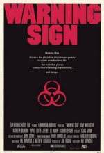 Warning Sign (1985) afişi