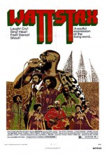 Wattstax (1973) afişi