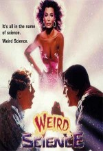 Weird Science (1985) afişi