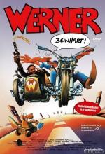 Werner - Beinhart! (1990) afişi
