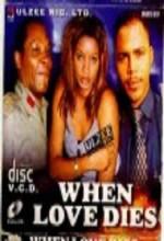 When Love Dies (2003) afişi