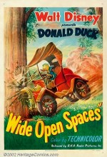 Wide Open Spaces (ı) (1947) afişi