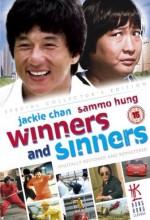 Wınners Sınners (1983) afişi