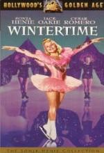 Wintertime (1943) afişi