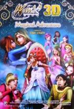 Winx Club 3D: Sihirli Macera (2010) afişi