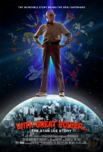 With Great Power: The Stan Lee Story (2011) afişi