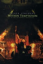 Within Temptation & The Metropole Orchestra: Black Symphony (2008) afişi