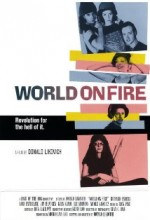 World On Fire (2005) afişi