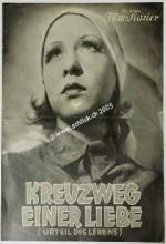 Wyrok Zycia (1933) afişi