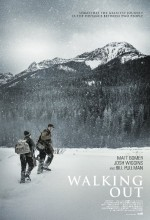 Walking Out (2017) afişi