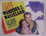Wanderer of the Wasteland (1935) afişi