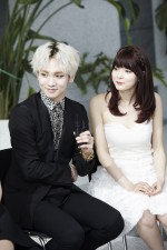 We Got Married: Key & Yagi Arisa (2014) afişi