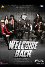 Welcome Back (2015) afişi