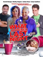 What Happened Last Night (2016) afişi