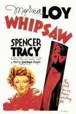 Whipsaw (1935) afişi