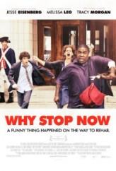 Why Stop Now (2012) afişi