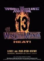 WrestleMania 13 (1997) afişi