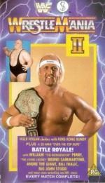 WrestleMania 2 (1986) afişi