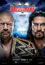 Wrestlemania 32 (2016) afişi