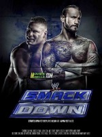 WWE Friday Night Smackdown Sezon 3 (2013) afişi