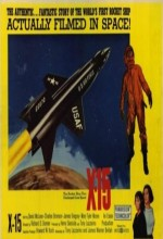 X-15 (1961) afişi