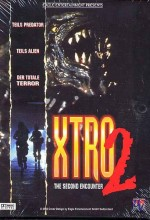 Xtro 2: The Second Encounter (1990) afişi