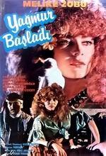Yağmur Başladı (1989) afişi