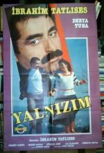 Yalnızım (1985) afişi