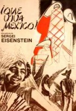 Yaşasın Meksika (1932) afişi