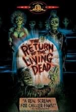 Yaşayan Ölülerin Dönüşü (1985) afişi