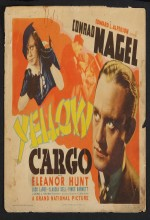 Yellow Cargo (1936) afişi
