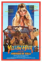 Yellow Hair And The Fortress Of Gold (1984) afişi