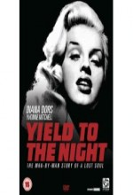 Yield to the Night (1956) afişi