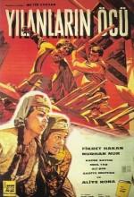 Yılanların Öcü (I) (1962) afişi