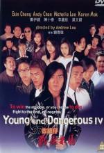Young And Dangerous 4 (1997) afişi