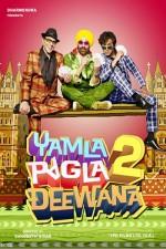 Yamla Pagla Deewana 2 (2013) afişi